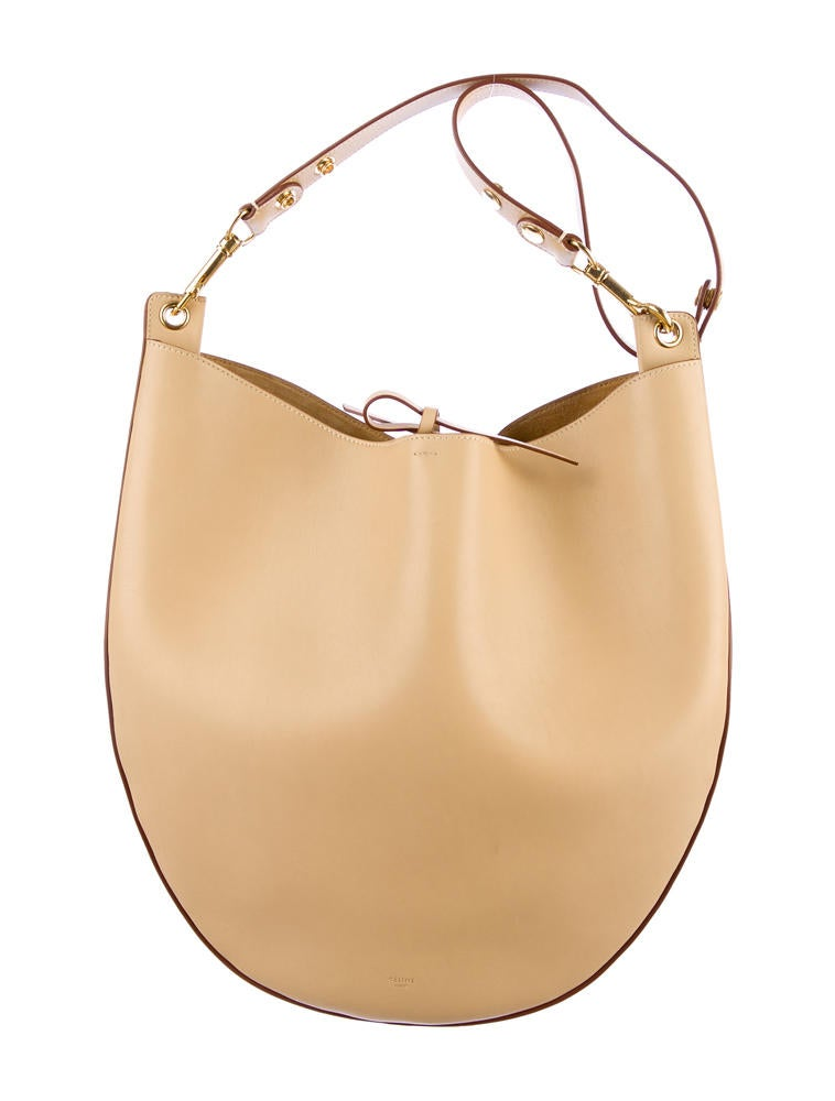 C��line Large Hobo - Handbags - CEL21161 | The RealReal