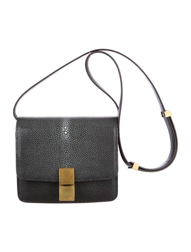 C¨¦line Small Stingray Box Bag - Handbags - CEL21494 | The RealReal