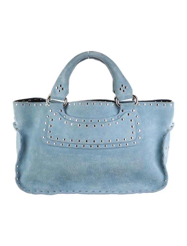C¨¦line Studded Boogie Bag - Handbags - CEL22190 | The RealReal