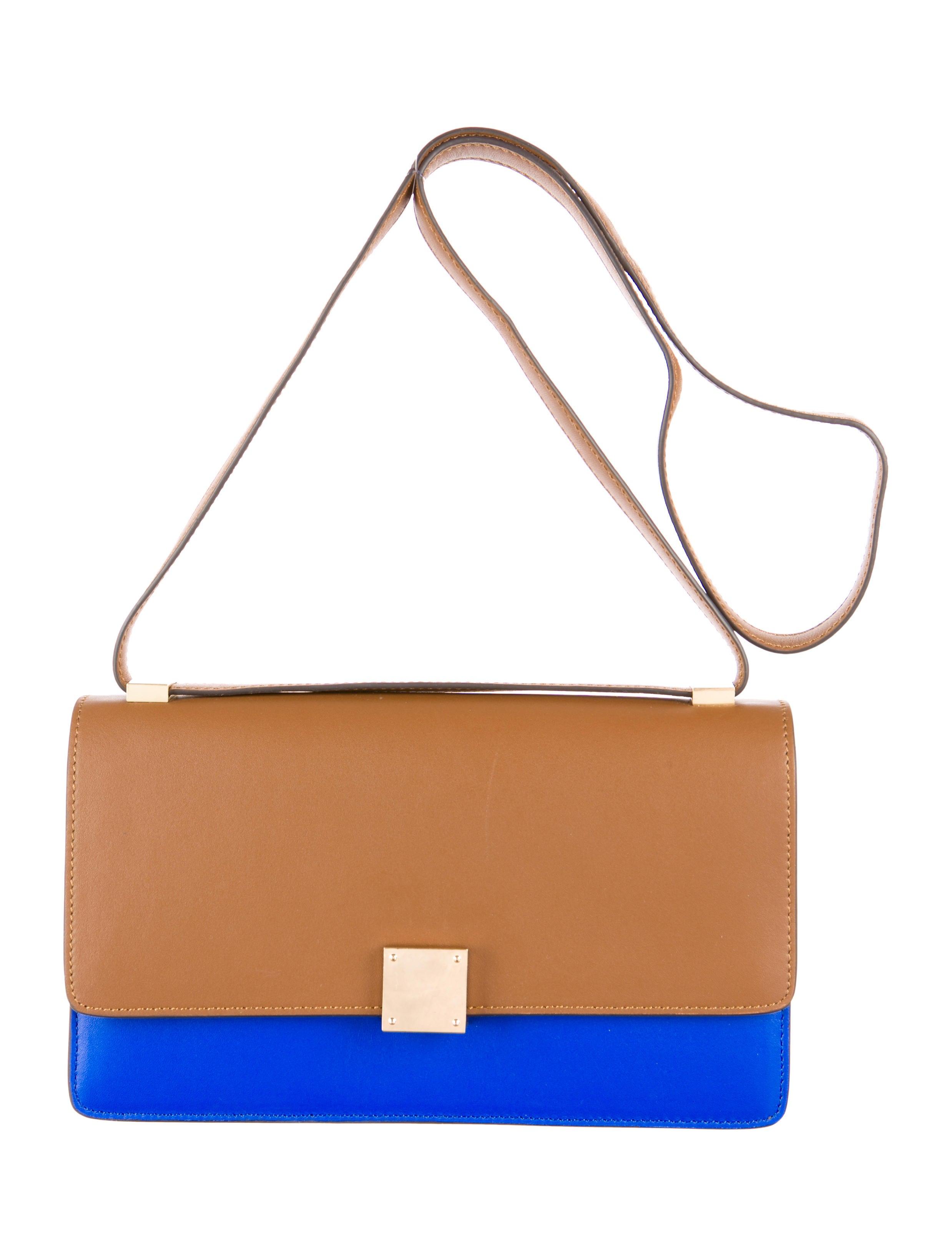 C¨¦line Bicolor Medium Case Bag - Handbags - CEL27284 | The RealReal