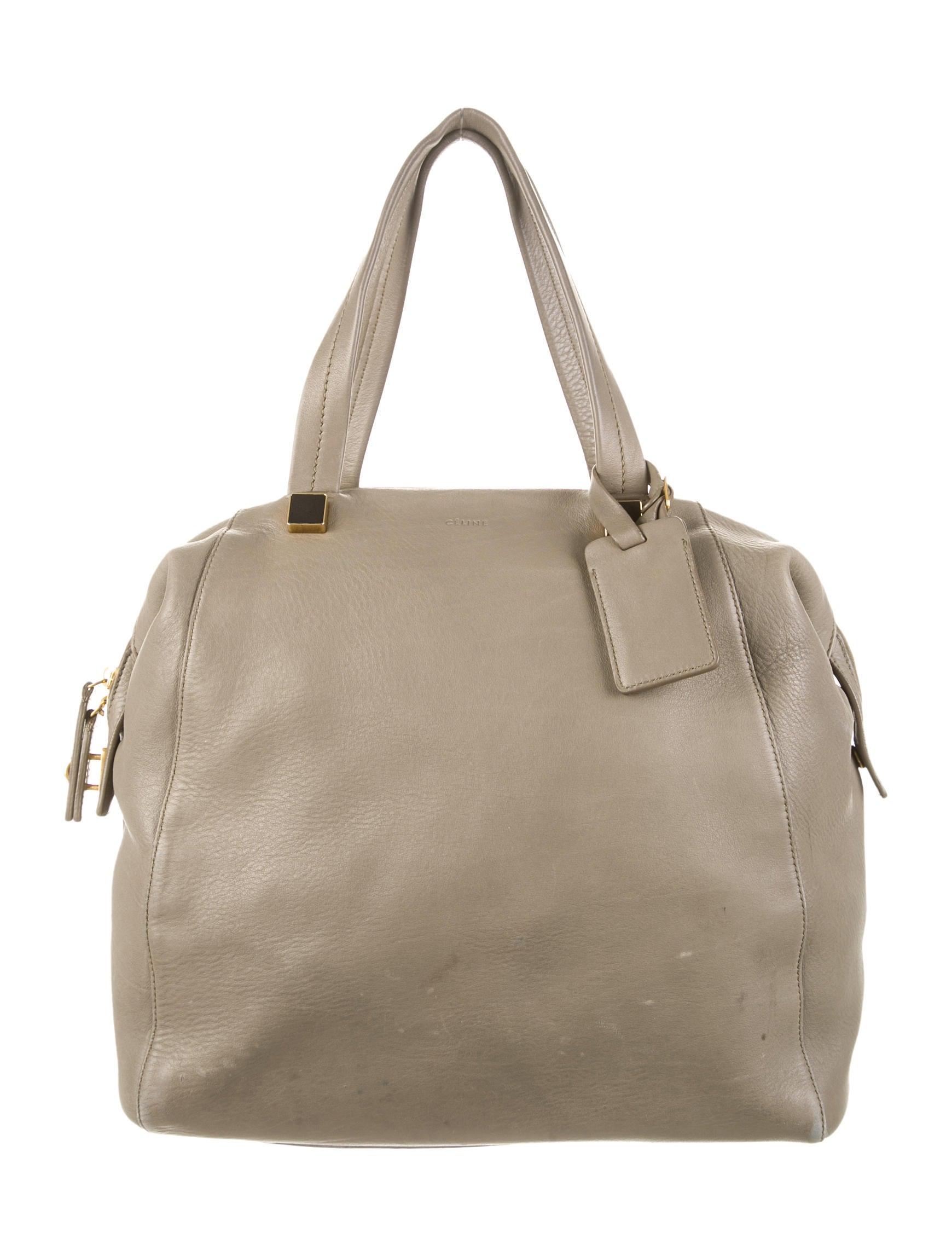 C��line Bowling Bag - Handbags - CEL27756 | The RealReal