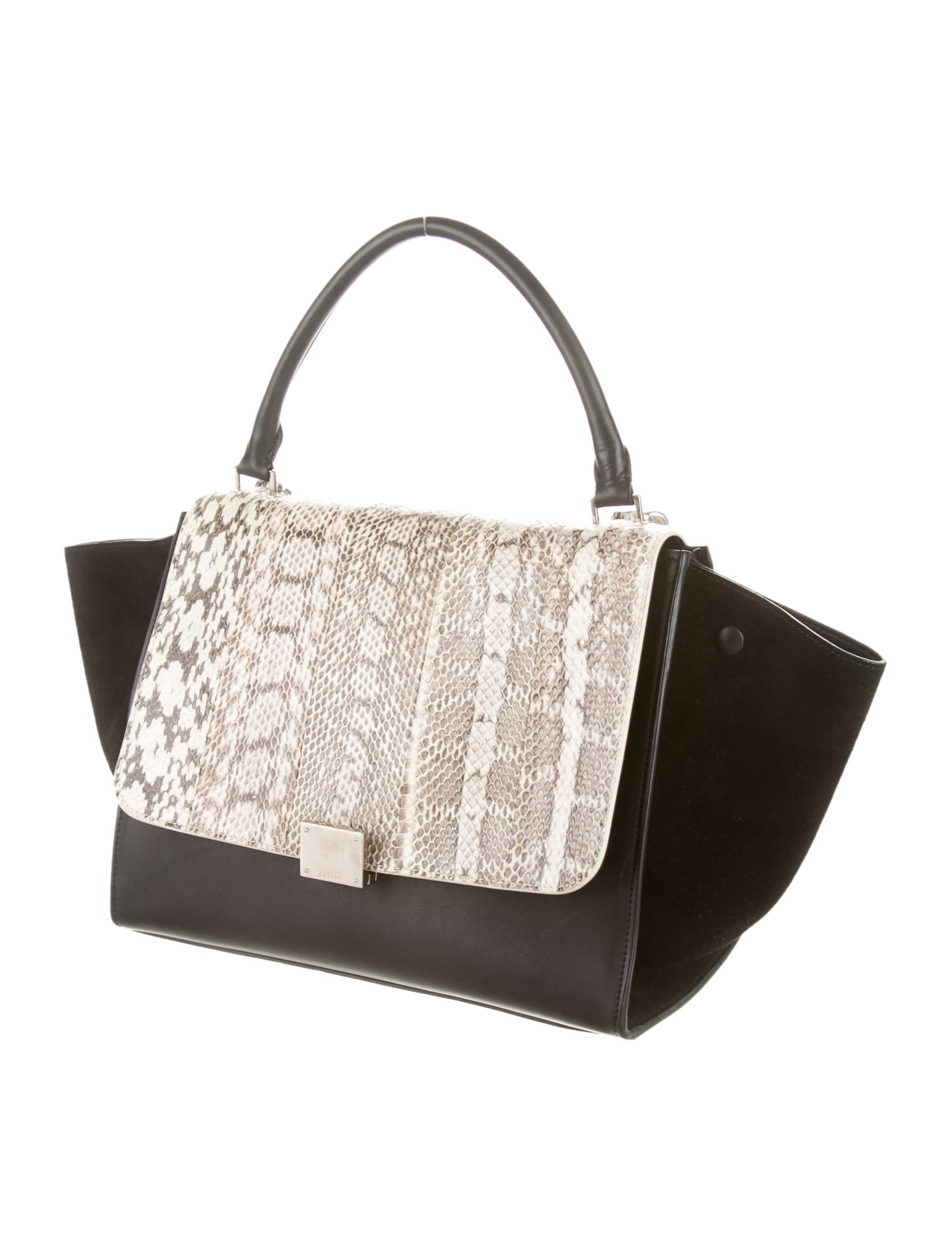 mini belt bag celine - celine snakeskin mini trapeze bag, buy celine luggage tote