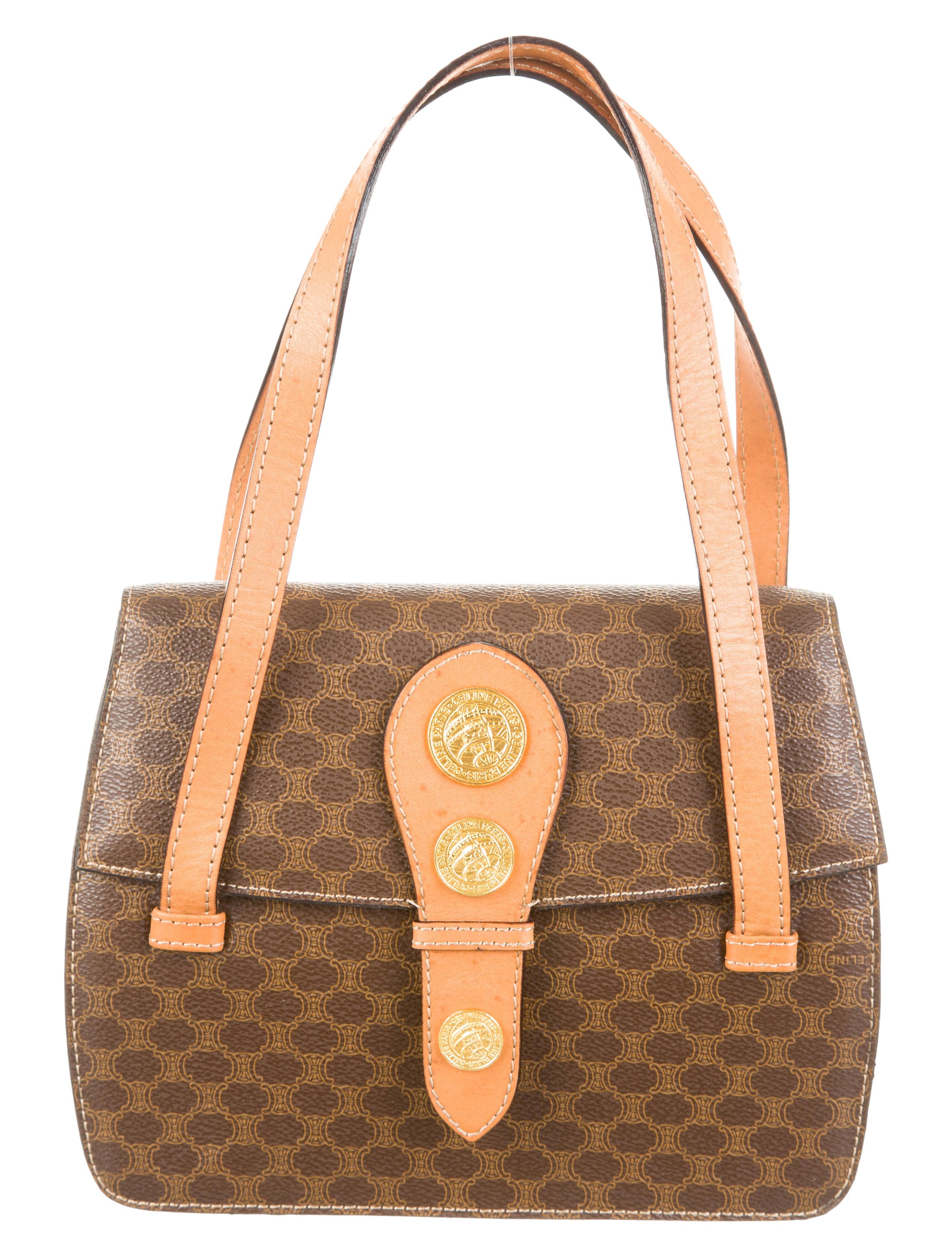buy celine bag online - C��line Handle Bag - Handbags - CEL29090 | The RealReal