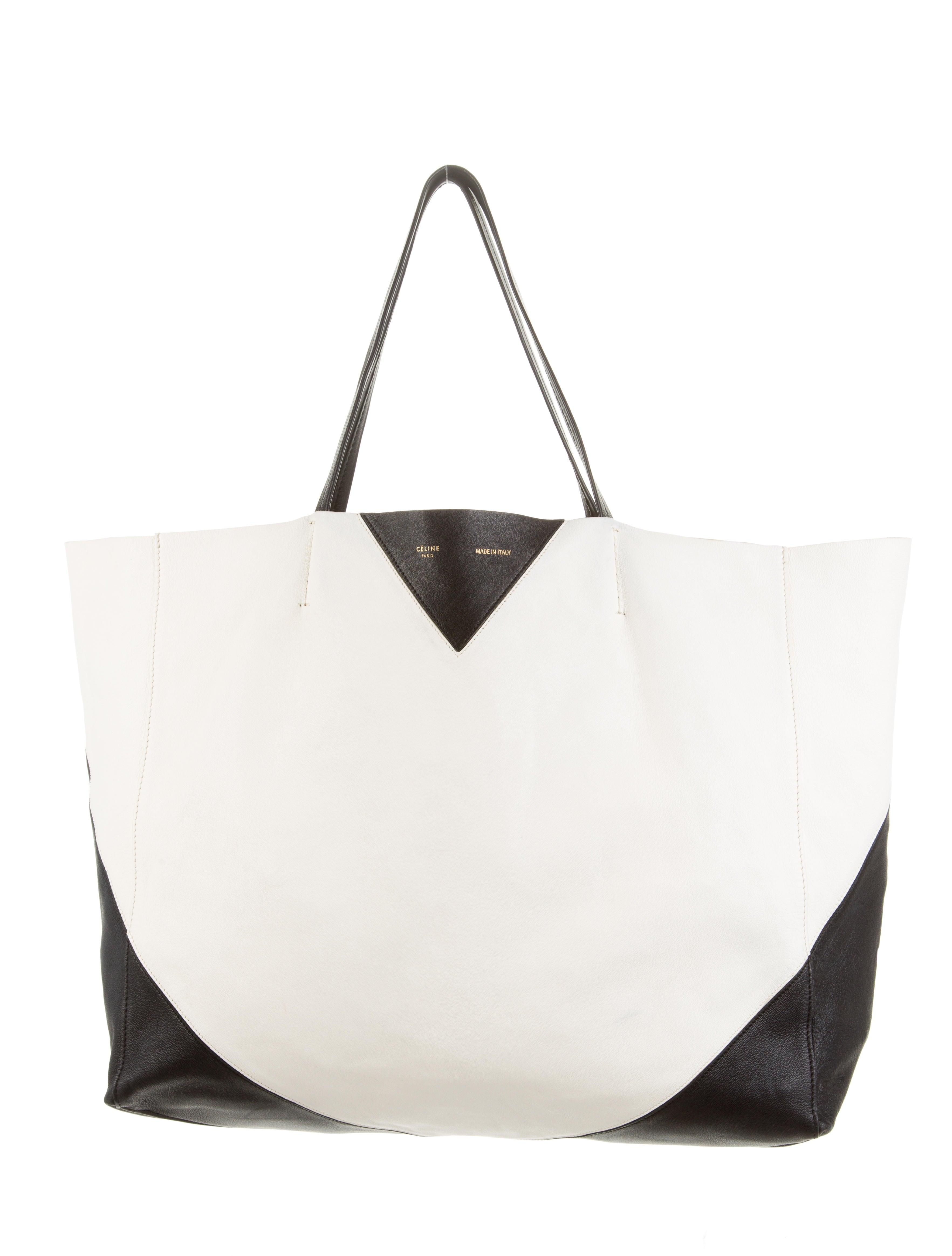C¨¦line Vertical Cabas Tote - Handbags - CEL29279 | The RealReal