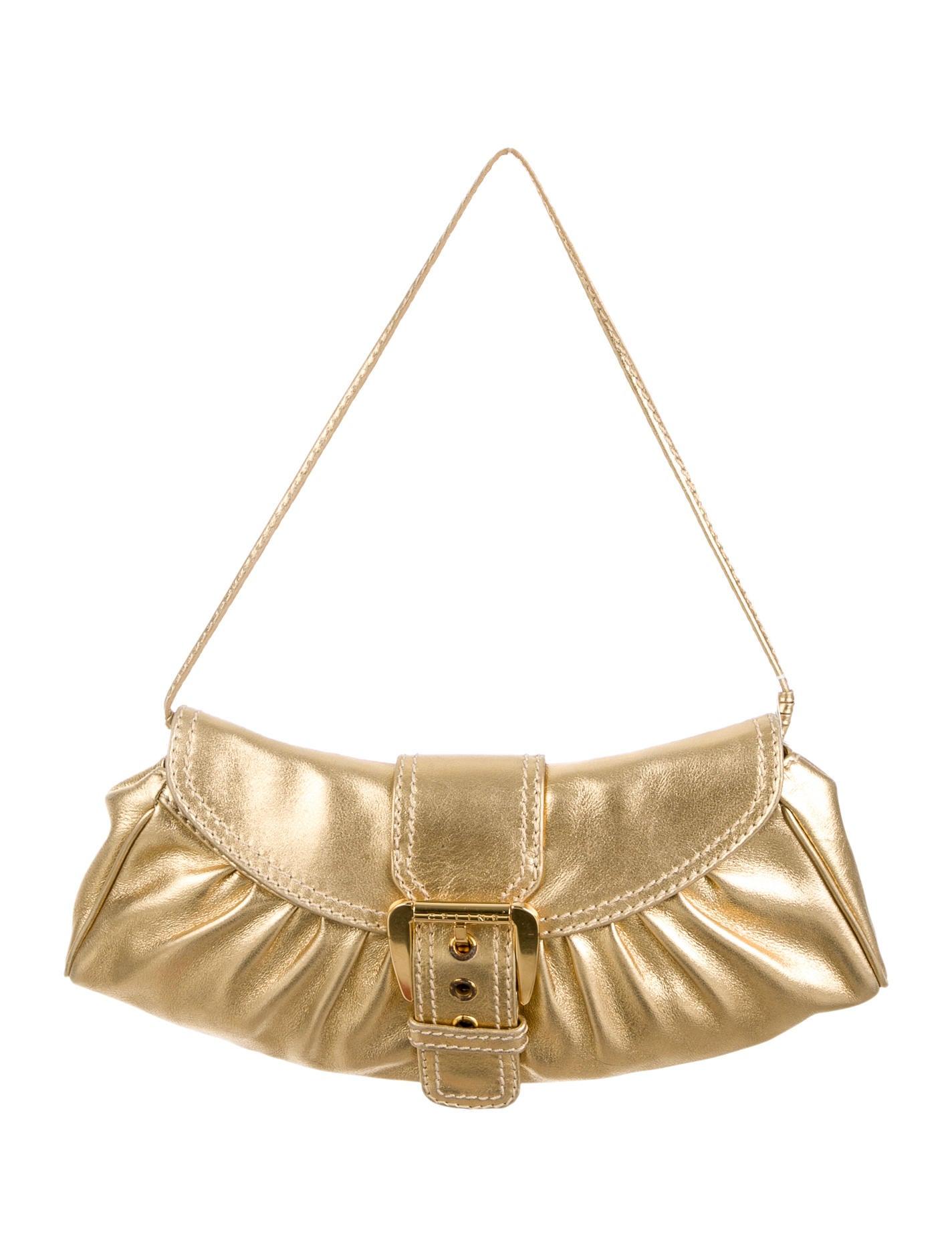 C��line Shoulder Bag - Handbags - CEL29622 | The RealReal