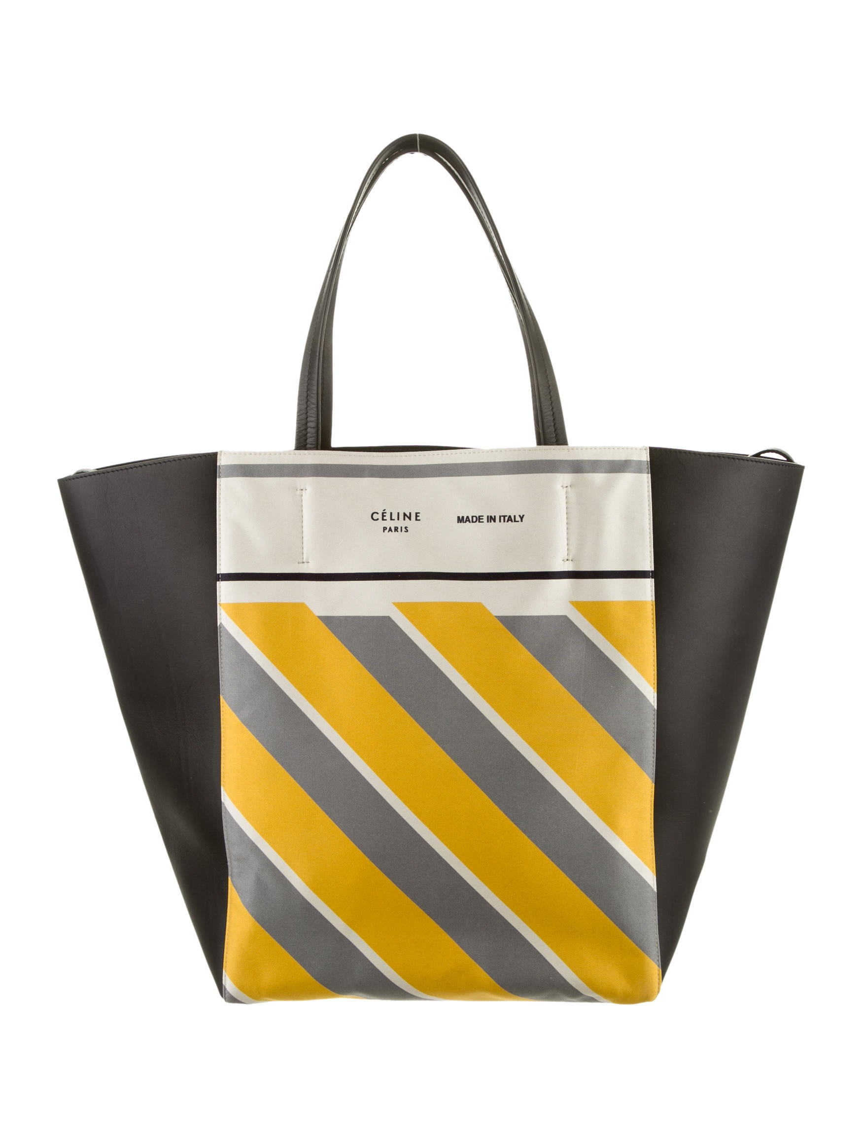 C¨¦line Foulard Cabas Phantom Tote w/ Tags - Handbags - CEL29912 ...