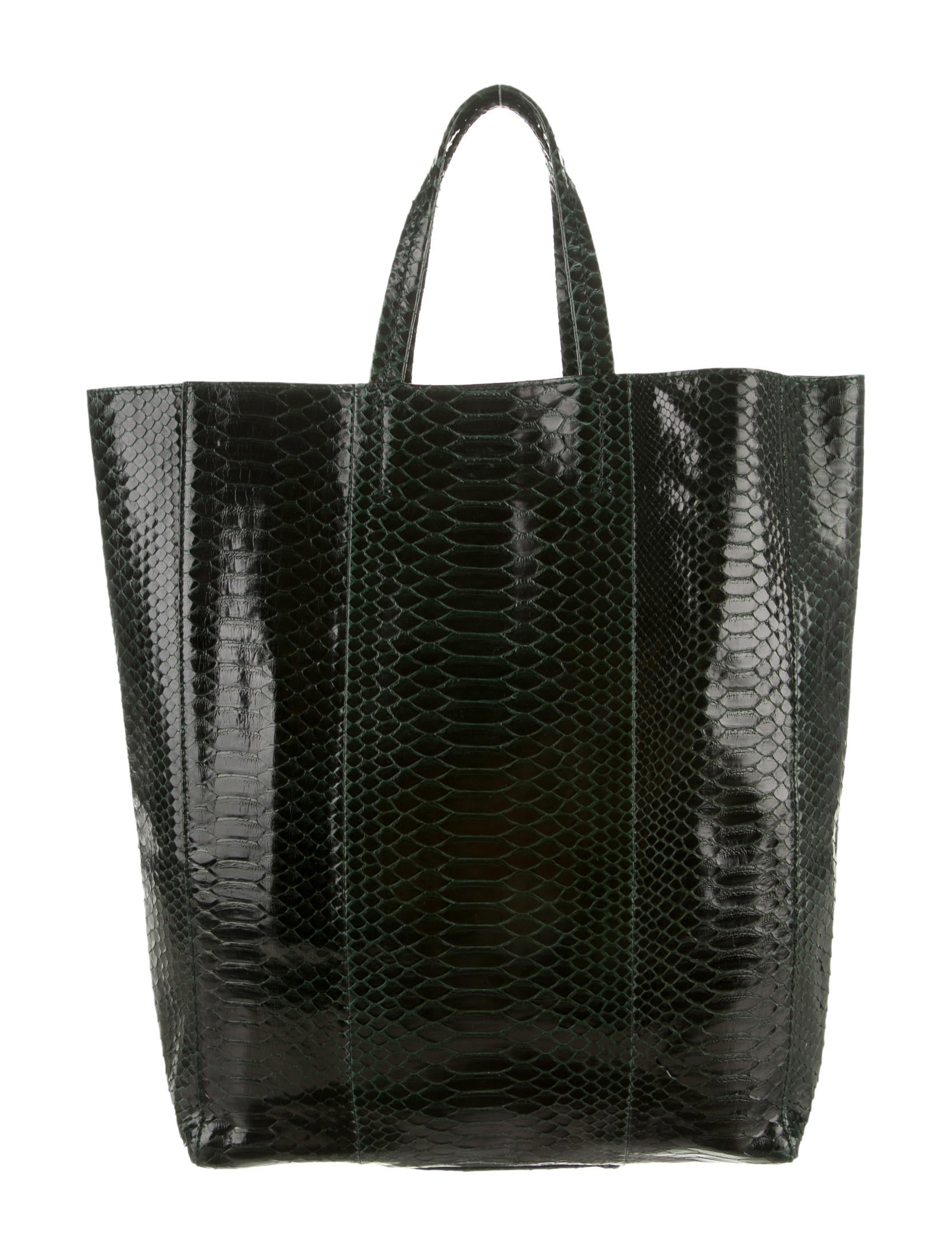 celine luggage tote price - celine python vertical cabas tote, celine shopper tote bag