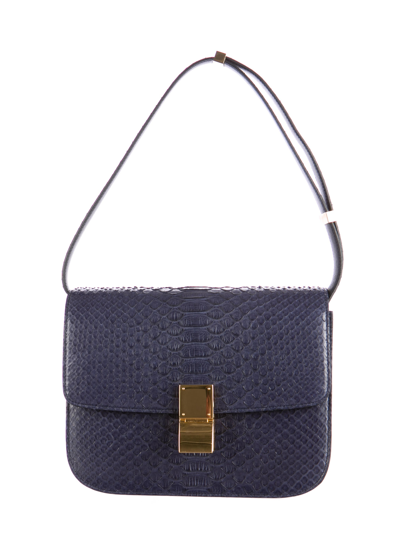 celine pink bag price - celine medium snakeskin box bag, celine purses online