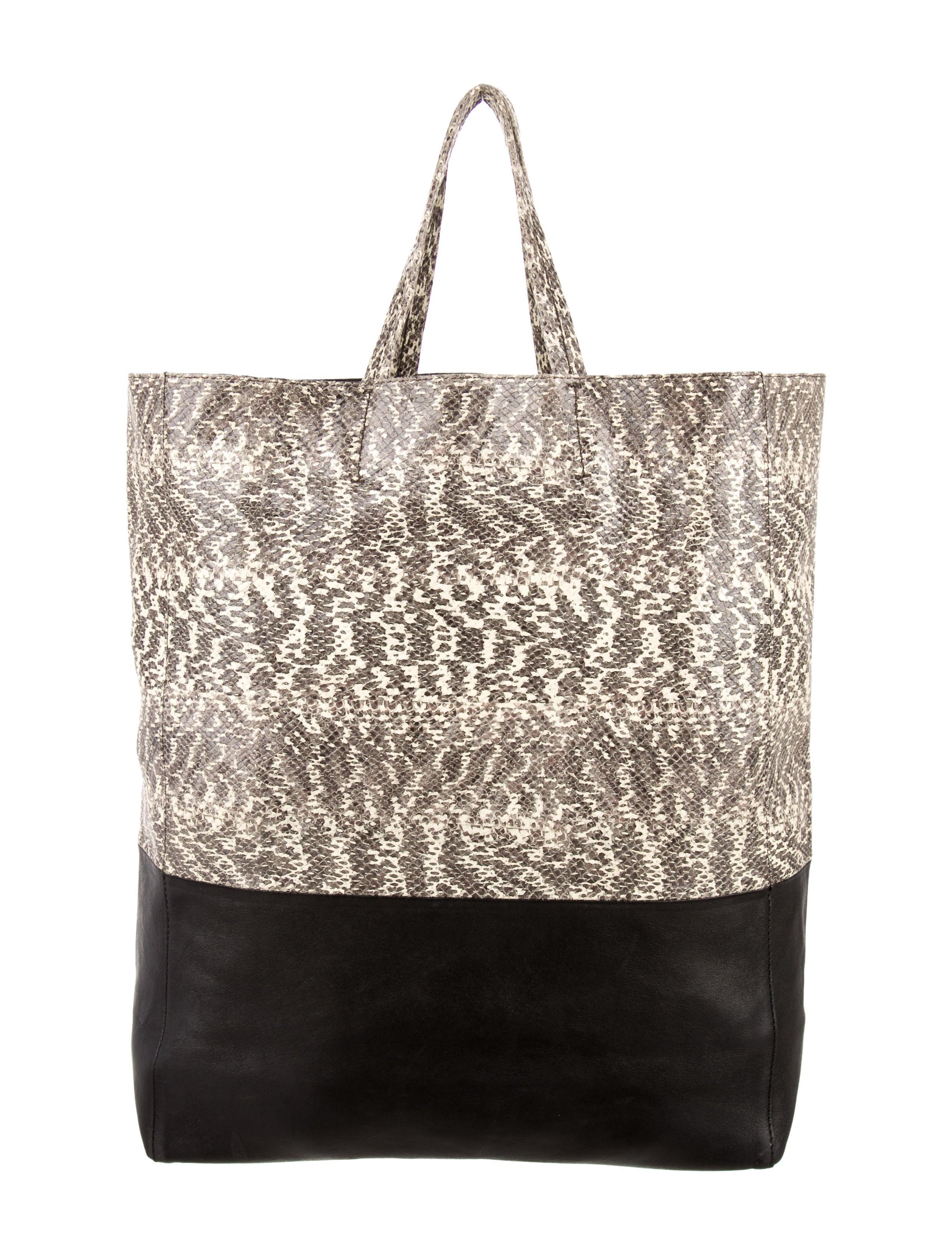 faux celine handbags - celine bi-color cabas tote, celine original bags