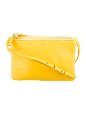celine mini luggage bag black - C��line Crossbody Bags Luxury Fashion | The RealReal