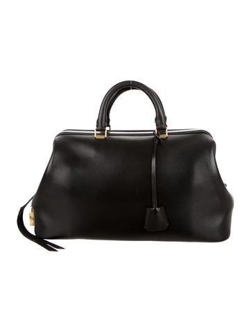 celine shoulder luggage tote price - C��line Handbags | The RealReal
