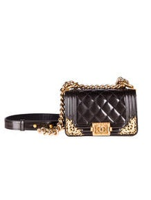 Chanel Runway Boy Bag