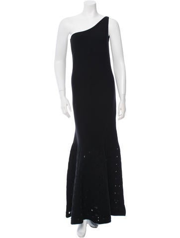 Chanel Knit Maxi Dress w/ Tags None