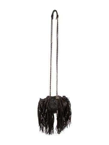 Chanel Paris-Dallas Drawstring Fringe Mini Bag w/ Tags