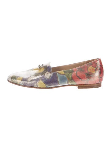 Chanel Paris-Dubai Loafers