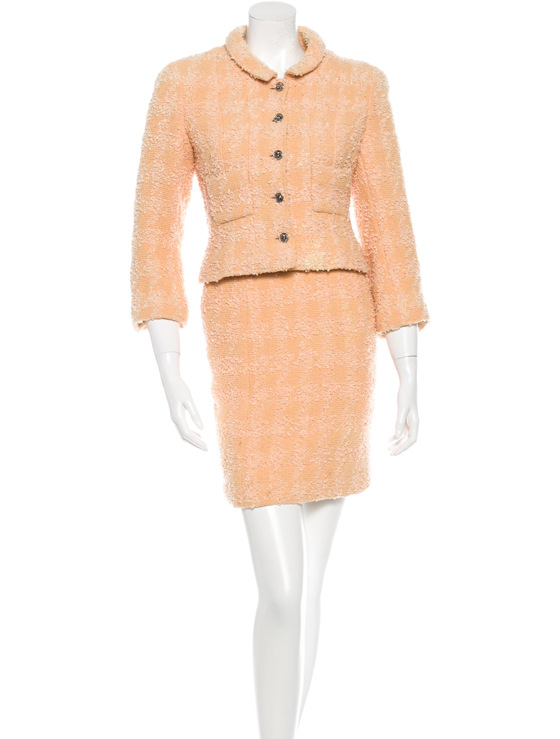 Wool Blend Skirt 10