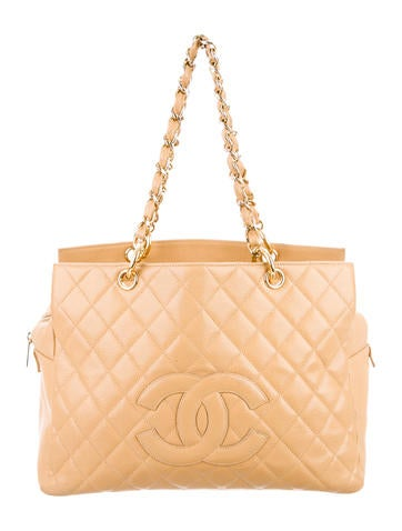 Chanel Petit Timeless Tote