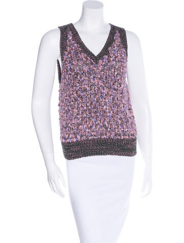 Chanel Spring 2015 Knit Top w/ Tags None