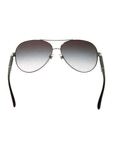 f24d3fa3aca9 Chanel Pilot Quilting Sunglasses - Accessories - CHA128095
