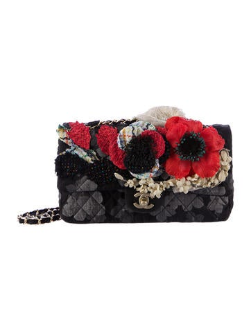 Limited Edition Floral 2.55 Flap Bag w/ Tags