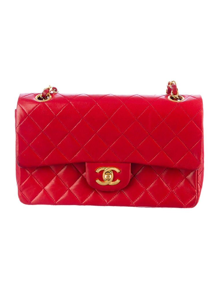 Chanel Small Classic 2.55 Double Flap Bag