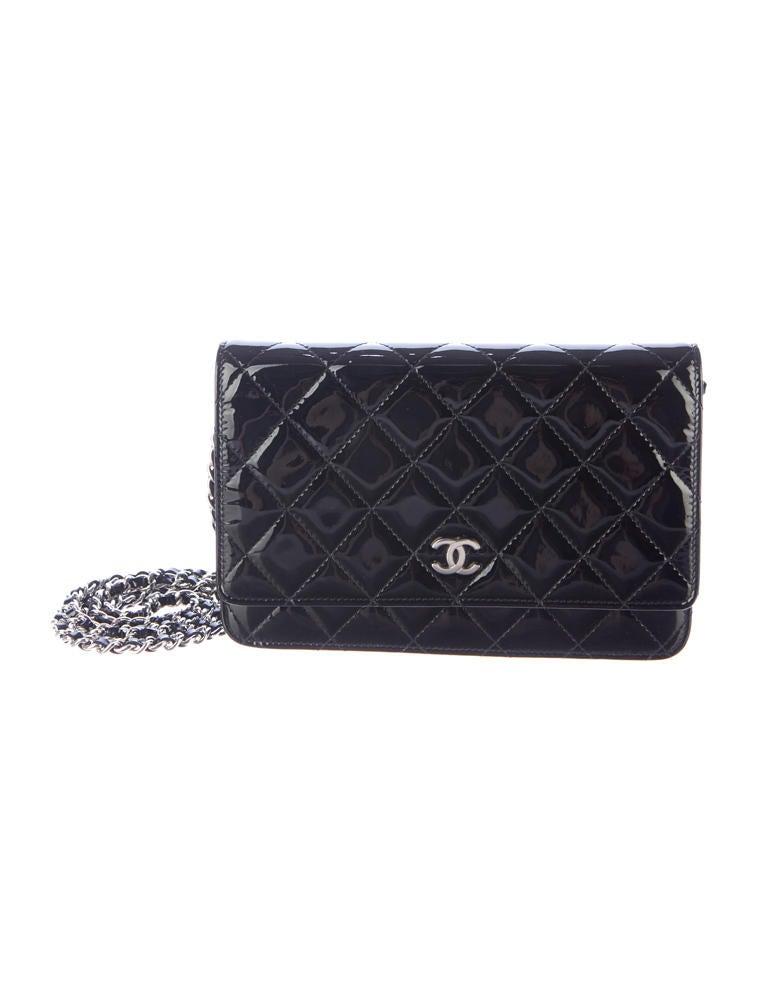 chanel patent woc crossbody bag handbags cha37228