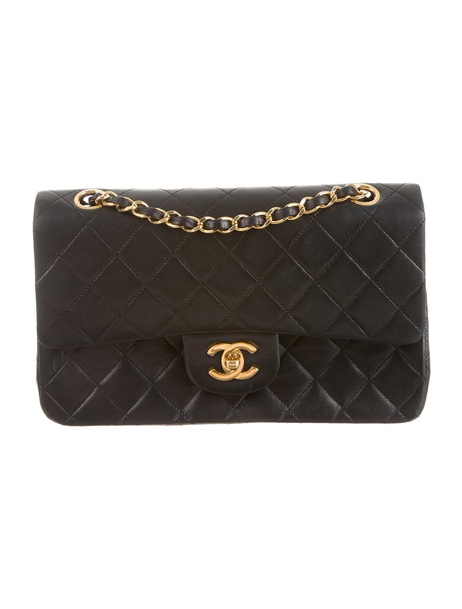 Chanel Small Classic Double Flap Bag Handbags Cha65039