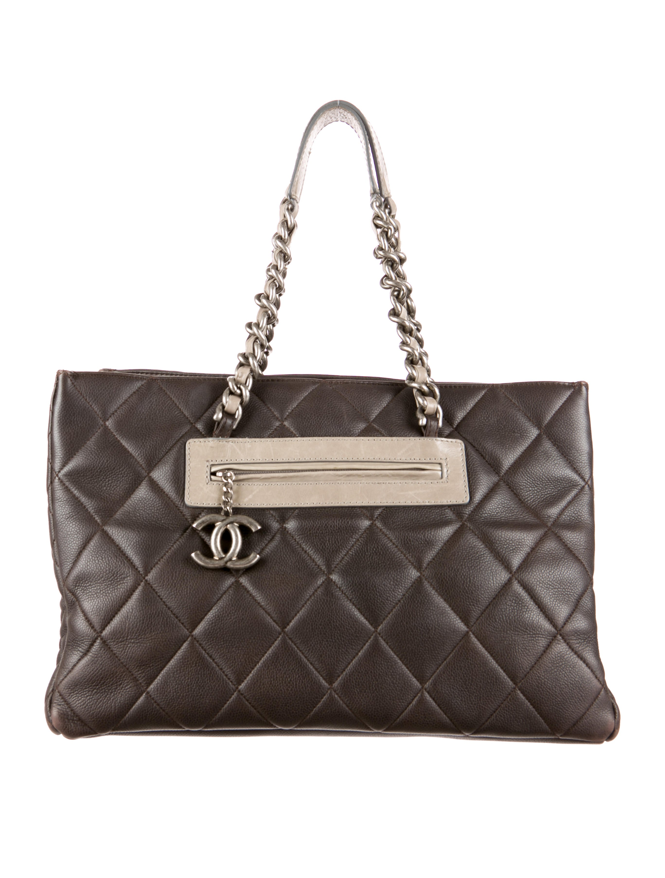 Chanel Quilted Tote - Handbags - CHA66086