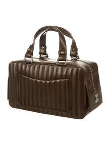 Prada Floral Appliqu�� Tote - Handbags - PRA81045 | The RealReal
