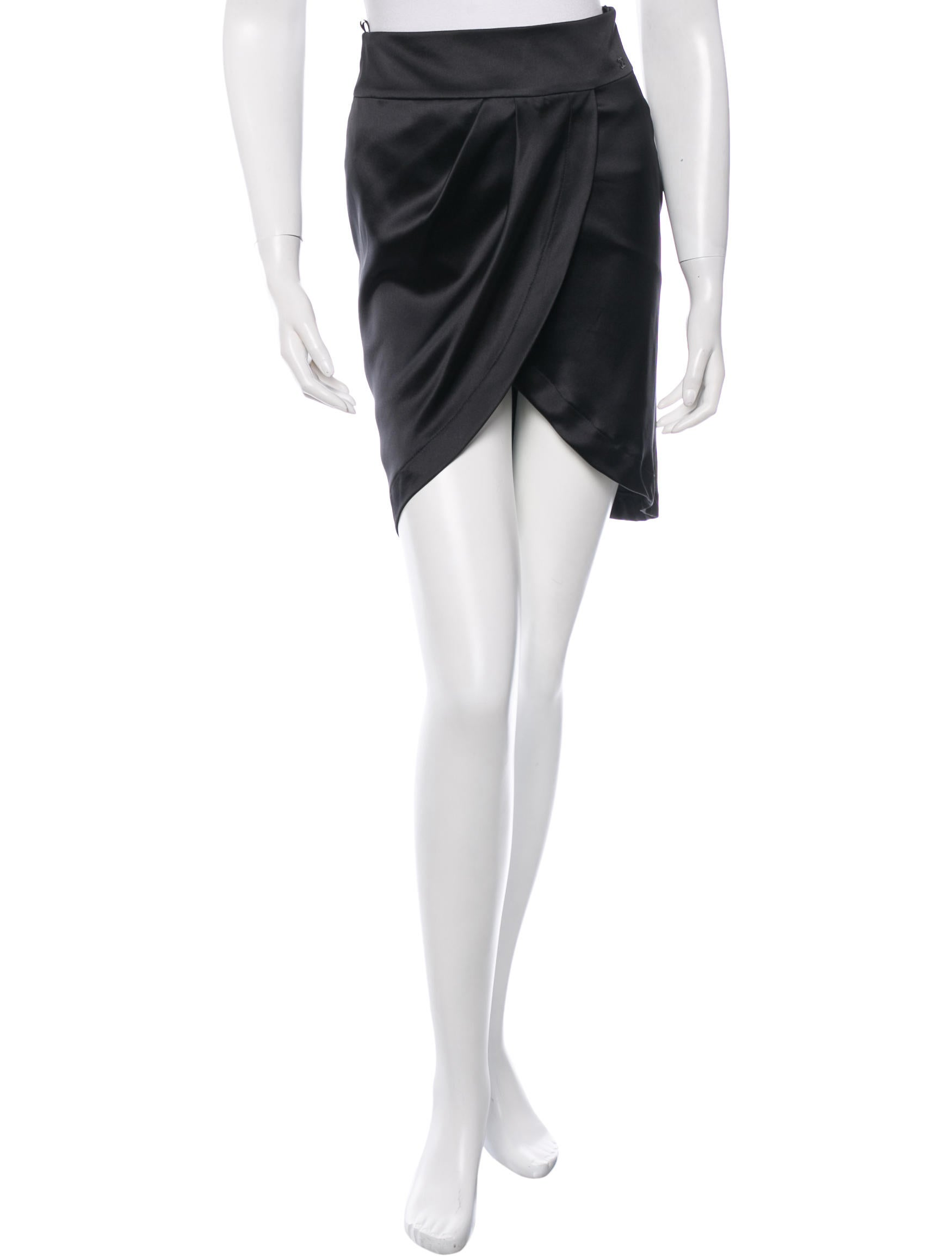 Silk Tulip Skirt 47