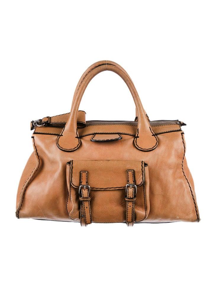 see by chloe purse - Chlo�� Edith Bag - Handbags - CHL21500 | The RealReal