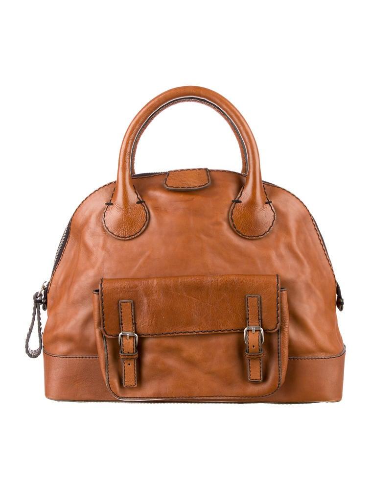 Chlo¨¦ Edith Bowler Bag - Handbags - CHL21864 | The RealReal