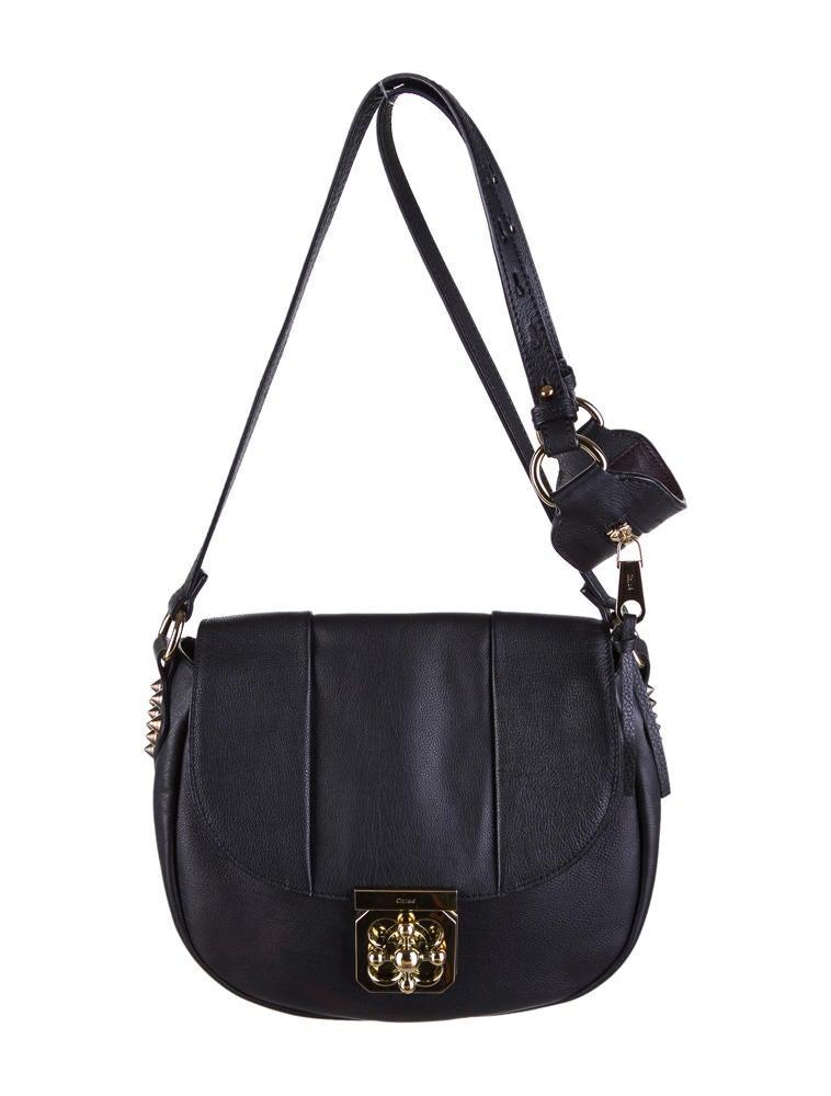 Chlo¨¦ Elsie Crossbody Bag - Handbags - CHL22610 | The RealReal