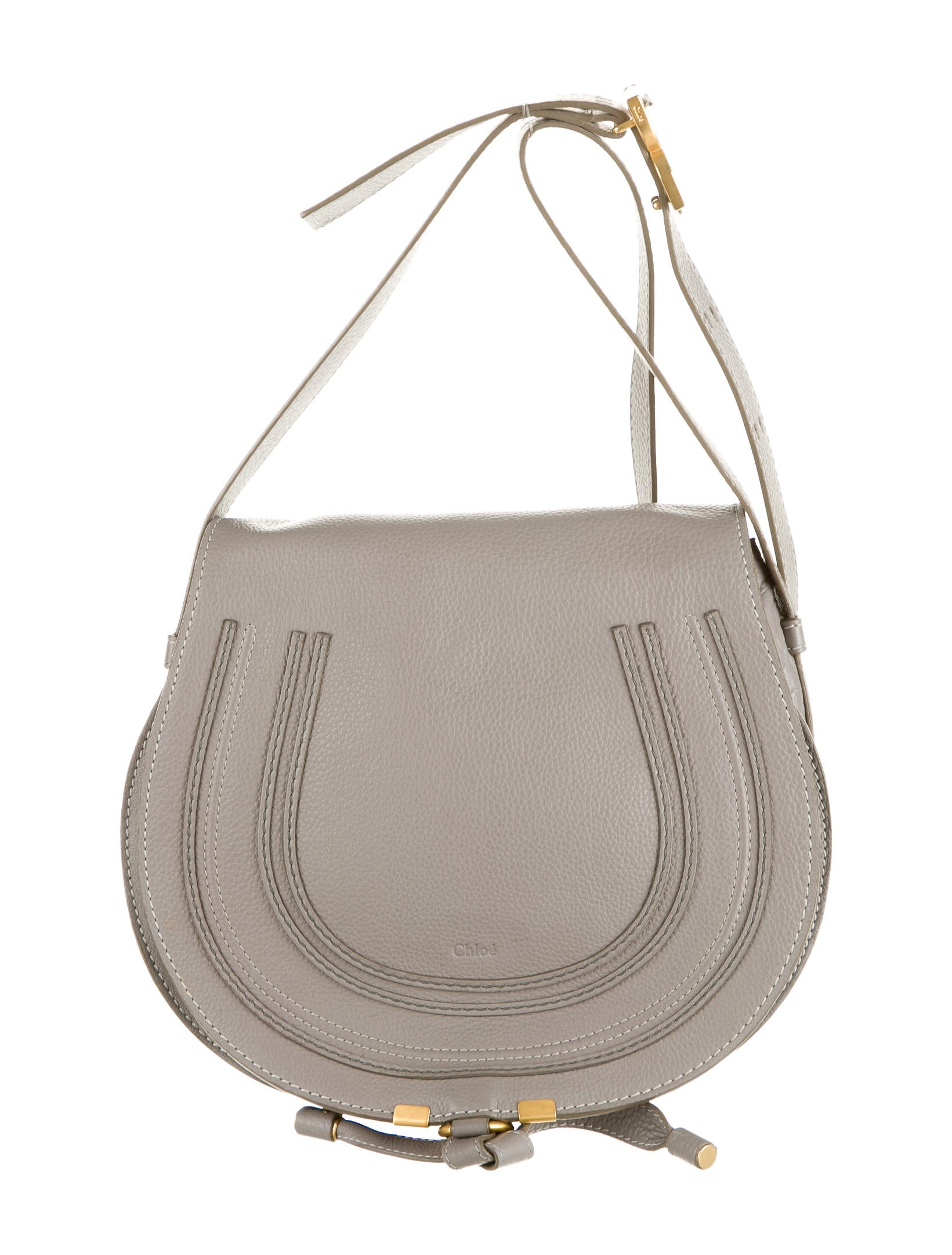 Chlo¨¦ Marcie Mini Crossbody Bag - Handbags - CHL24814 | The RealReal