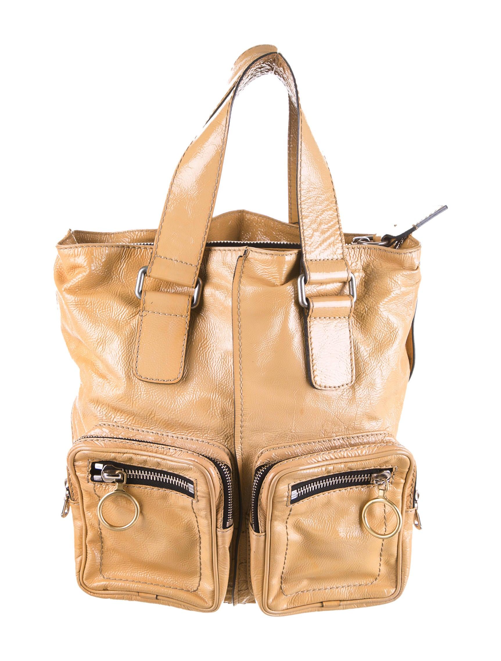 chloe replica bag - Chlo�� Handle Bag - Handbags - CHL25684 | The RealReal