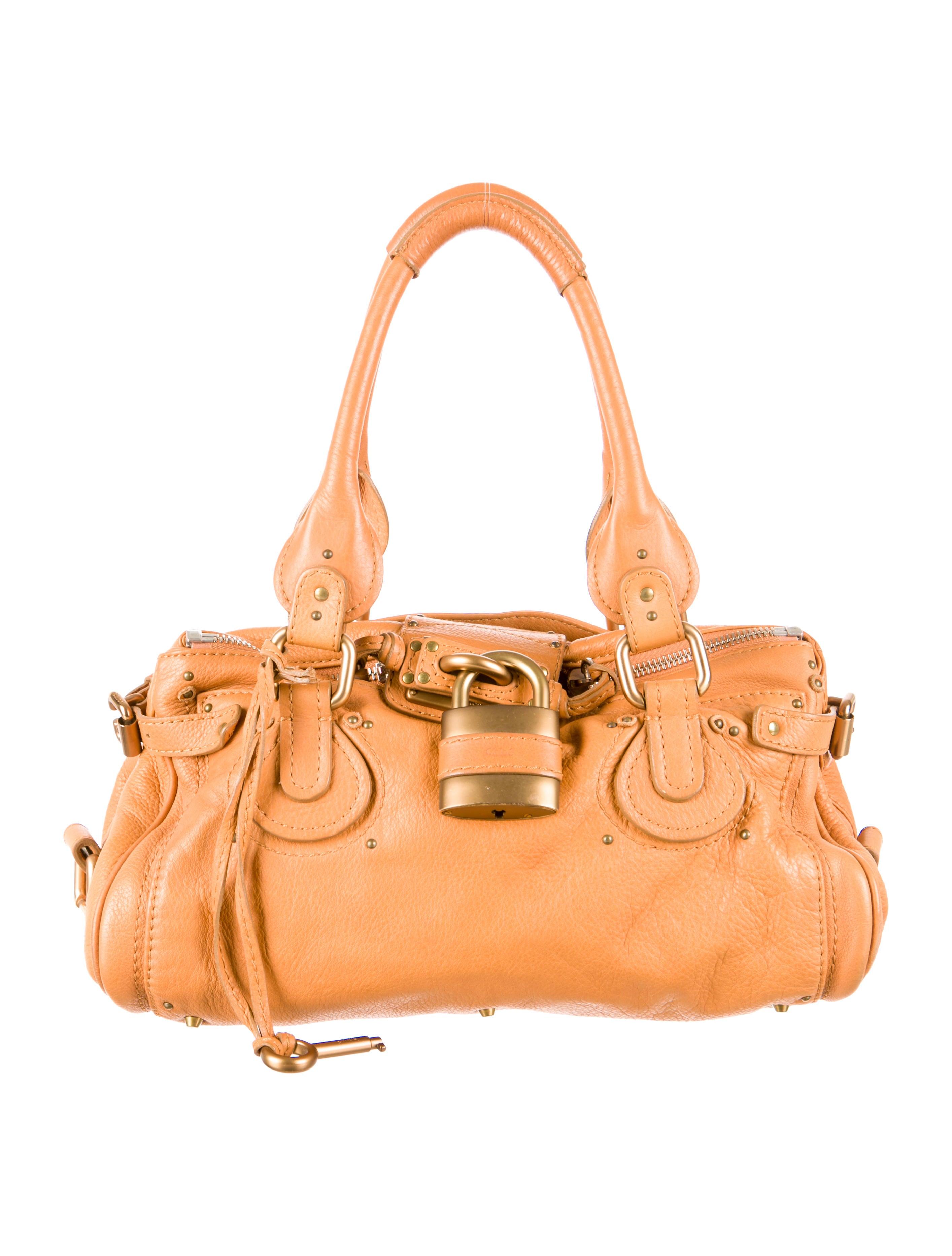 Chlo¨¦ Paddington Bag - Handbags - CHL29764  15c78e273e6fa