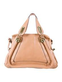 Chlo�� Large Marcie Satchel w/ Tags - Handbags - CHL36289 | The ...