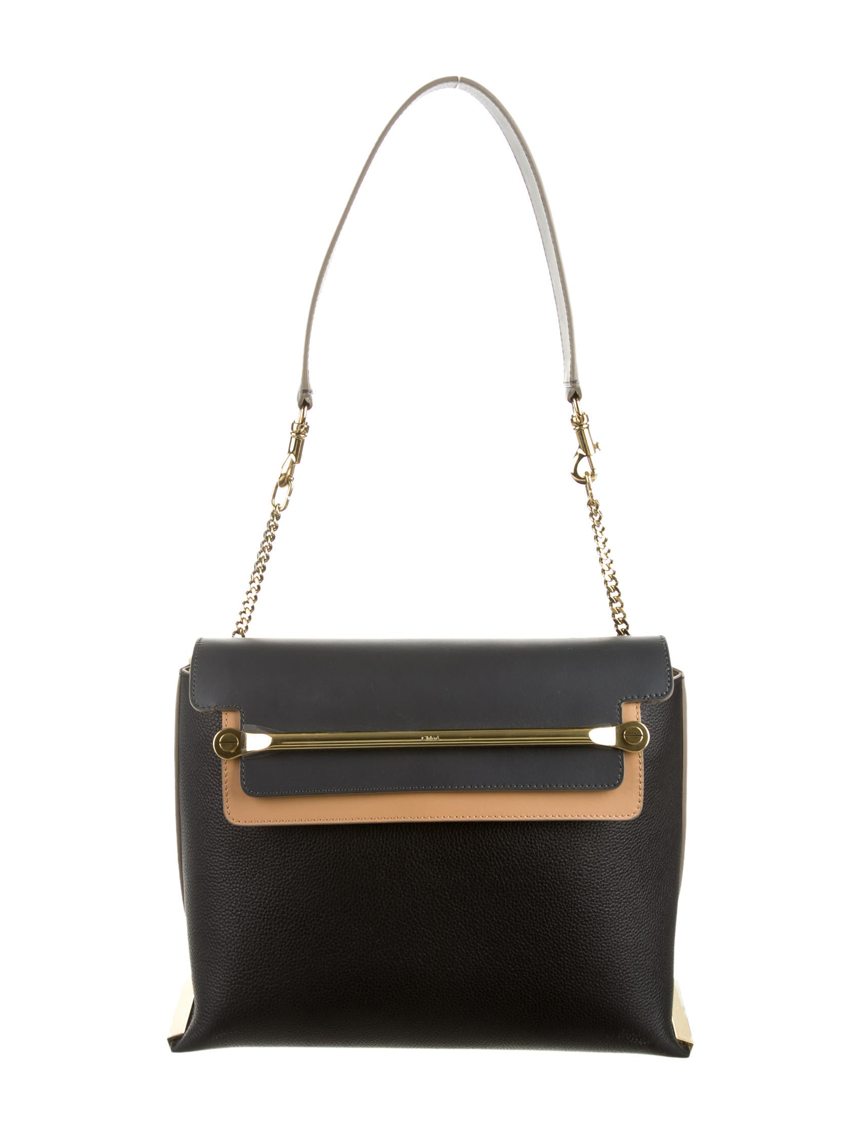 Chlo�� Medium Clare Shoulder Bag - Handbags - CHL30596 | The RealReal