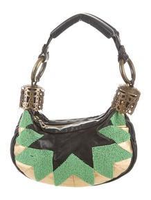 Chlo�� Leather Vermilion Shoulder Bag - Handbags - CHL34577 | The ...