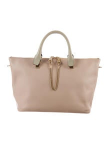 replica chloe handbags uk - Chlo�� Baylee Medium Perforated Leather Satchel - Handbags ...