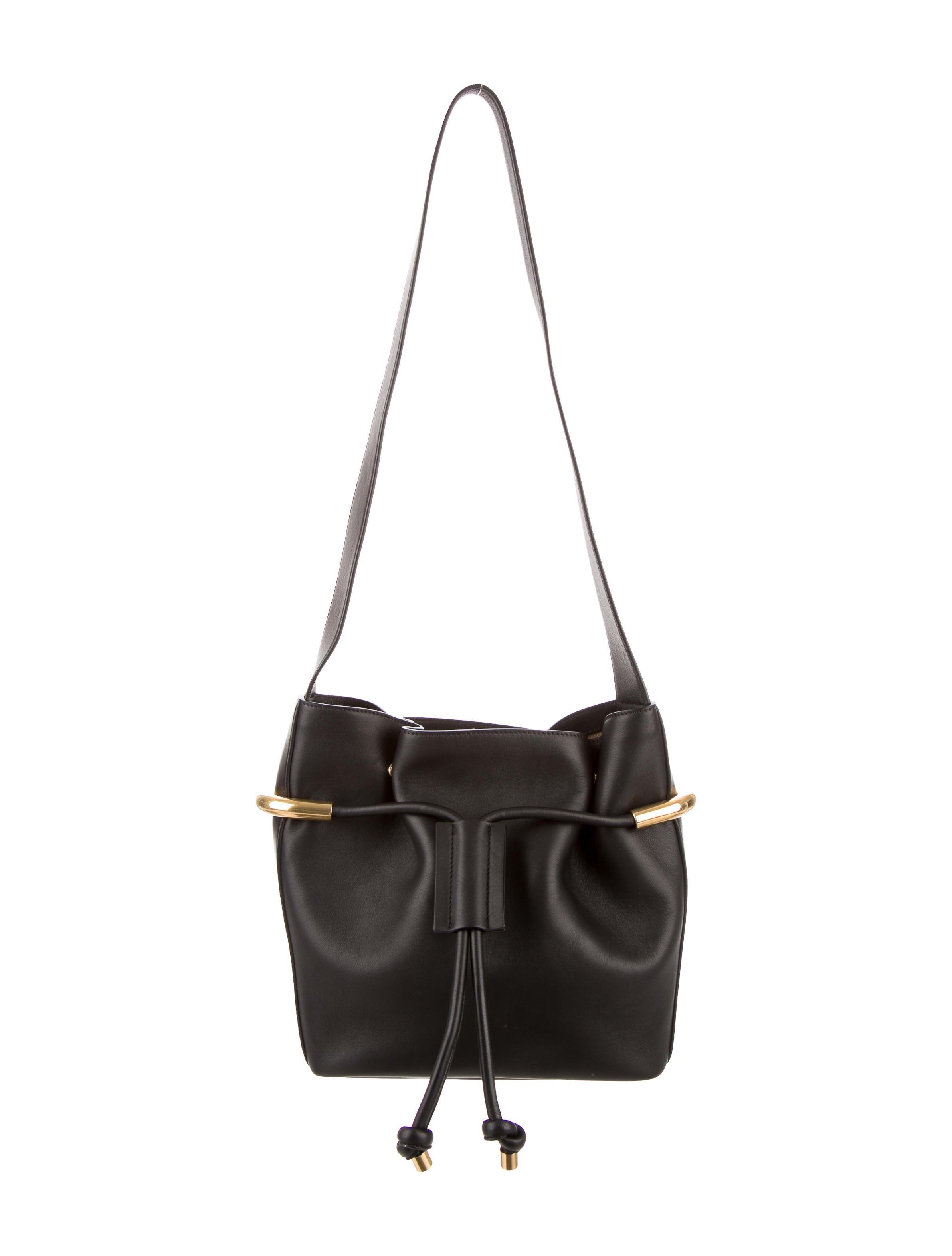 chloe python handbag - chloe small emma bucket bag w tags, chloe white leather handbag