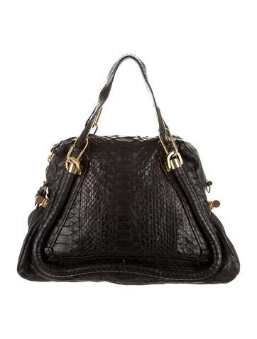 Chlo¨¦ Handle Bags Luxury Fashion | The RealReal