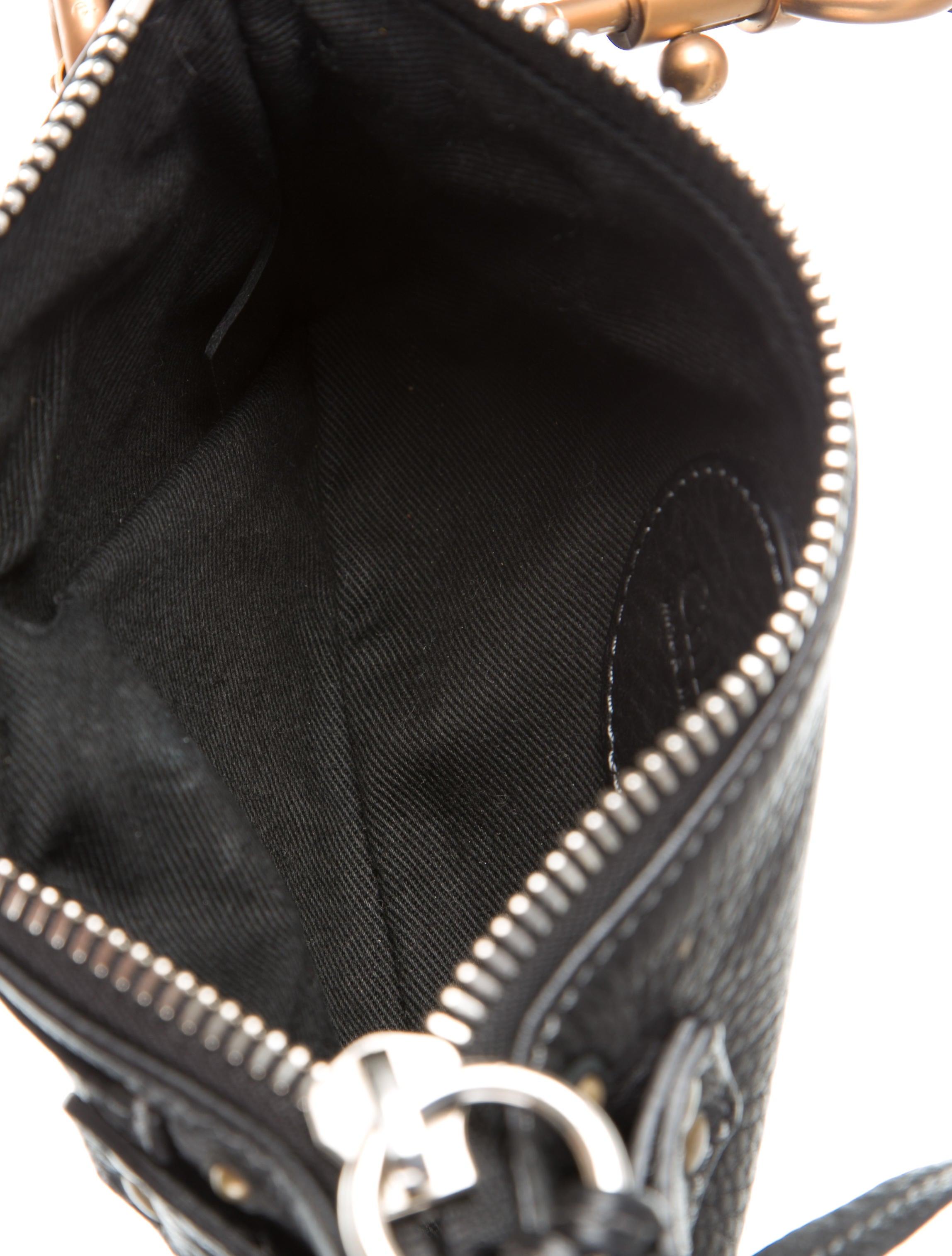 chloe replica purses - Chlo�� Metallic Paddington Pochette - Handbags - CHL41281 | The ...
