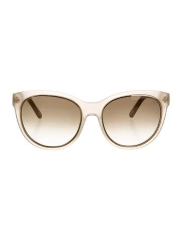 Chloé Gradient Lens Sunglasses None