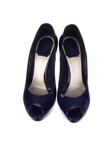 Christian Dior Platform Pumps