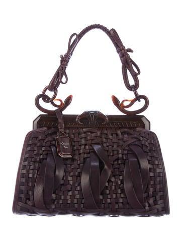 Christian Dior Samourai Bag
