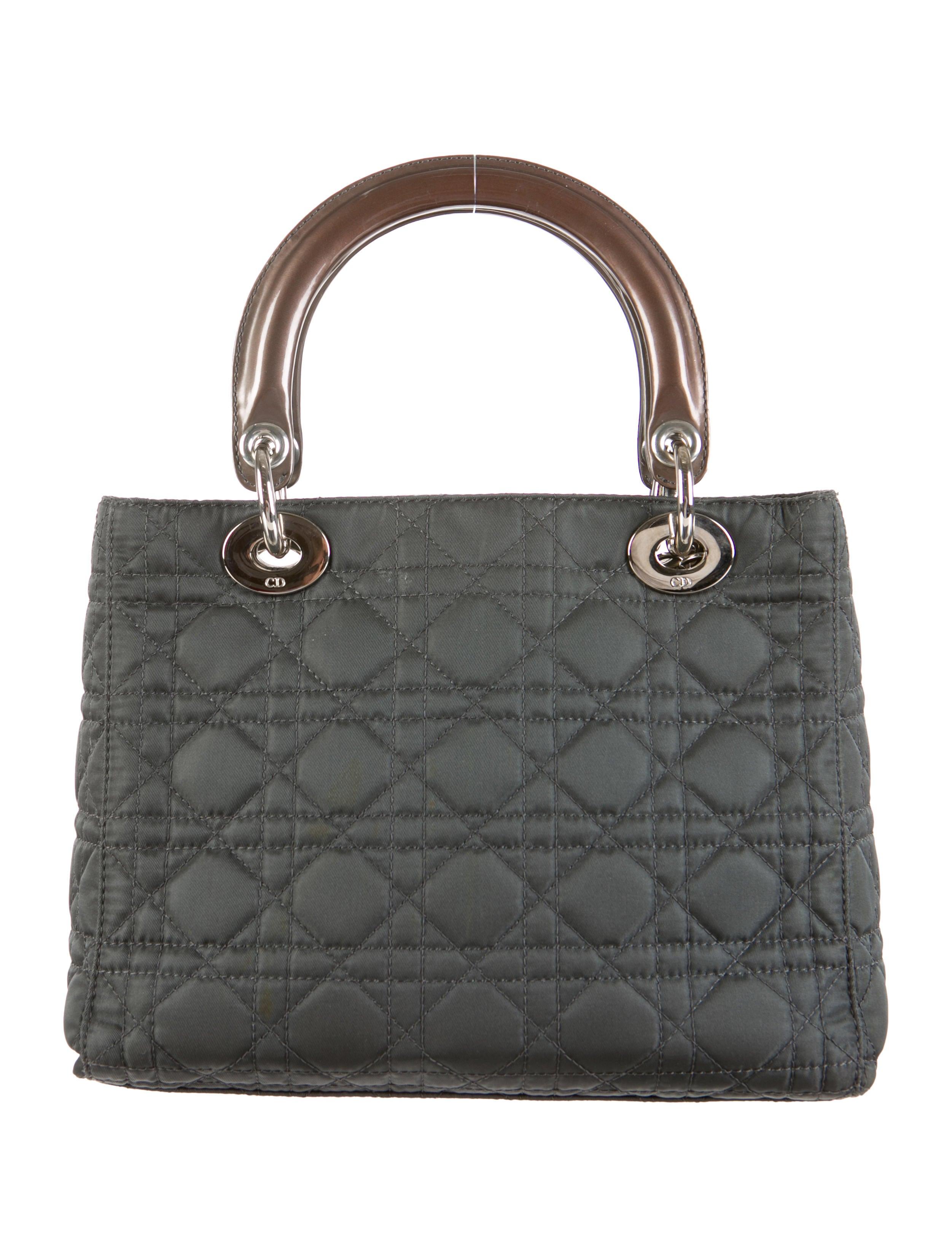 Christian Dior Medium Lady Dior Bag Handbags Chr31948