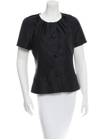 Christian Dior Wool Top None