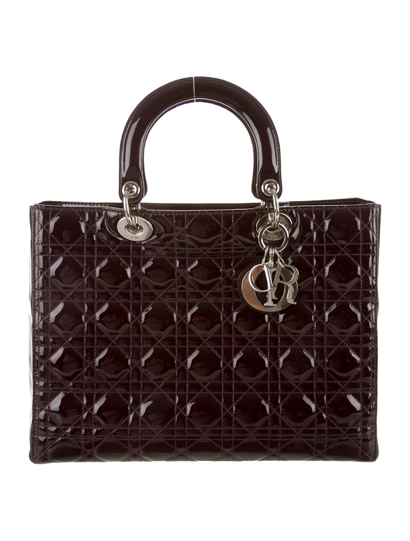 Model Women S Fashion Christian Dior Dior Handbags Handbags For Women