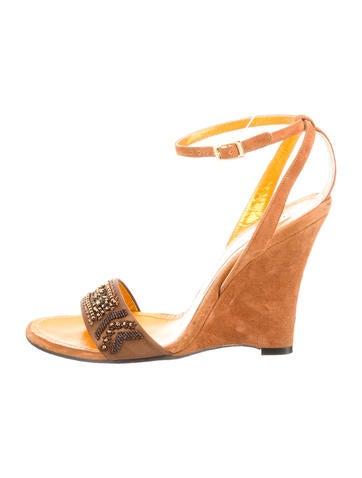 Christian Lacroix Sandals None